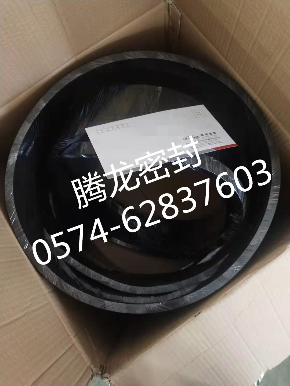 腾龙密封罐箱配件EPDM橡胶白加黑超级垫圈500个今日出运信息