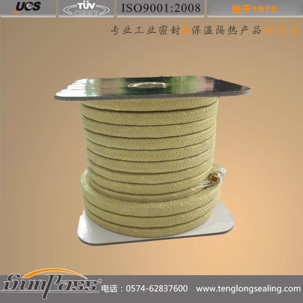 芳纶盘根含硅胶芯