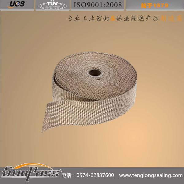 热处理玻璃纤维带