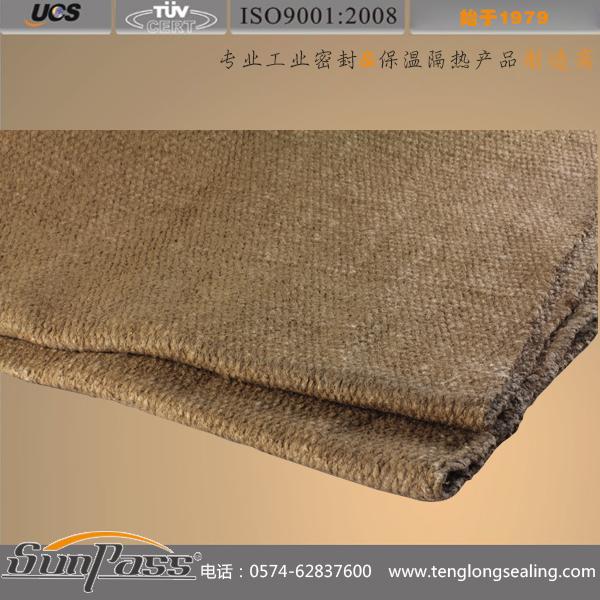 陶瓷纤维布涂蛭石