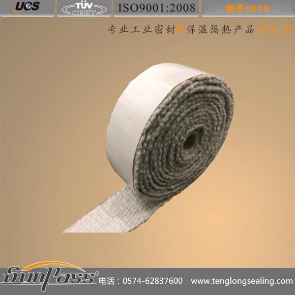 陶瓷纤维带单面背胶
